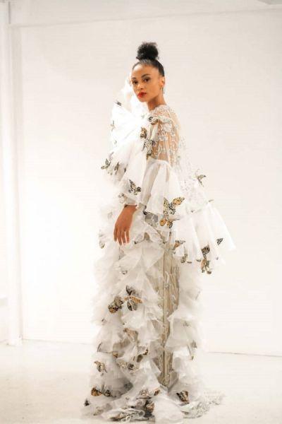 Meet Vanessa Harrison; A hidden Gem in global fashion
