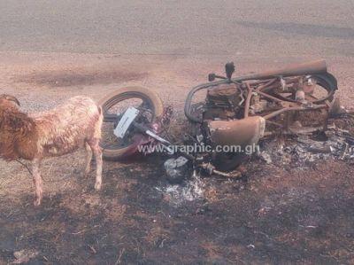 Sheep thief butchered in Nyankpala
