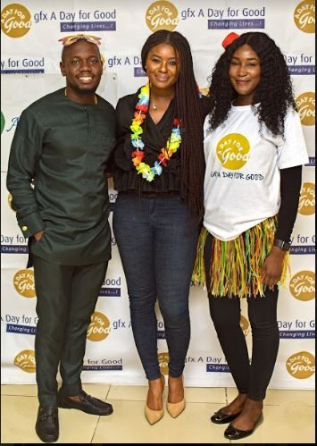 Adjetey Annan, Zynnell, Nhyira Addo join GFX Brokers and Alexis Miranda to raise funds for Autistic Children