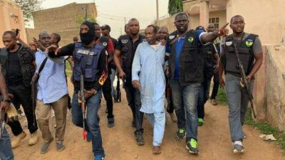 Nigerian president's relative freed from kidnappers