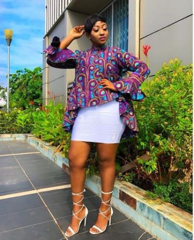 Anita Akuffo is our 'Style Crush Thursday'