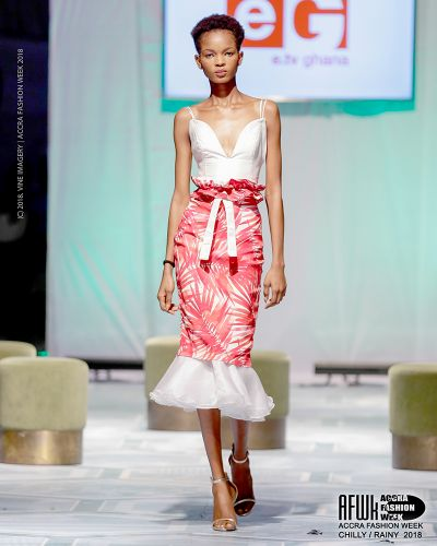 Accra Fashion Week SH18 kicks off today
