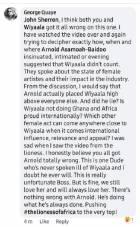 Wiyaala's outburst: George Quaye jumps to Arnold Asamoah-Baidoo's defense