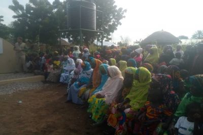 Turkish NGO constructs 69 electric mechanized boreholes in Ghana