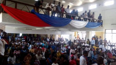 Cape Coast South: NPP holds annual delegates' conference.