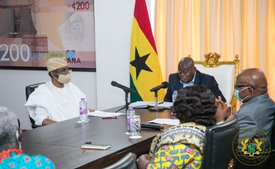 Ghana-Nigeria culture of co-operation and brotherliness will continue – President Akufo-Addo