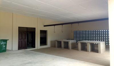 Prestea Municipal Assembly completes abandoned slaughter house at Bogoso
