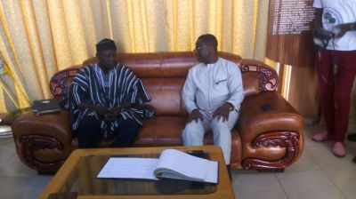 Energy Minister meets management of NEDCO