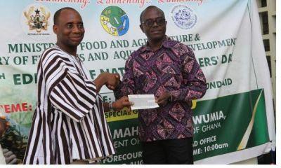 4 companies donate towards National Farmer's Day celebration