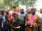 George Andah, Milani Pineapple contruct borehole for Awutu Dodukwa