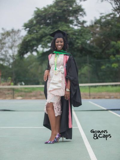 2016 TV3 GMB Queen grabs degree from KNUST