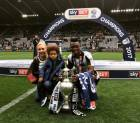 Christian Atsu wins Championship title with Newcastle United
