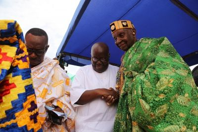 Accra will be Africa's cleanest city in the next 4 years -  Akufo-Addo assures