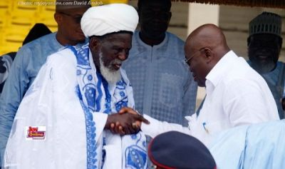 Be wary of religious extremists - Akufo-Addo urges Ghanaian Muslims