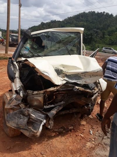 Four killed in gory accident at Tarkwa