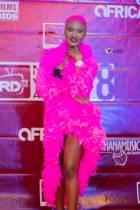 Elegant Petrah slays at the 3rd TV Music Video Awards