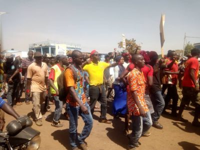 Dagbon youth demonstrate over Chereponi
