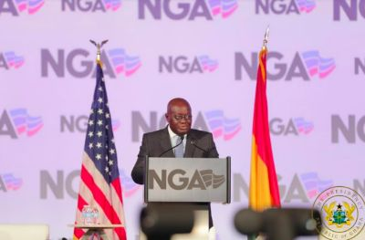 Do not ignore Africa – Akufo-Addo appeals to US Governors