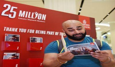 Miles of smiles and surprises cap Emirates Skywards celebrations