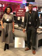 I will apply brief experience at BBC to become an amazing journalist — Serwaa Amihere