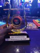 Bra Collins's song with Obrafour wins Best Collaboration award at GMA-USA