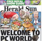 Serena Williams: Herald Sun front page defends cartoon