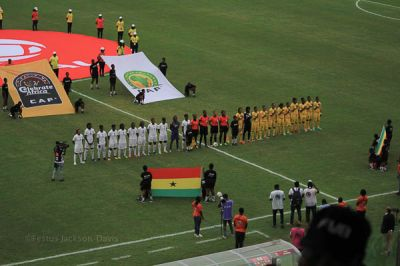 Photos: Mali stuns Black Queens at 2018 AWCON