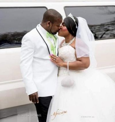 Hearts of Oak legend Ishmael Addo weds longtime girlfriend in USA