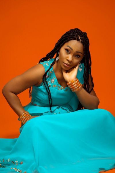 Gospel singer, Lizzy Ntiamoah, drops new promo images ahead of 'Nyame Ye' release