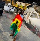 Meet Ghana's youngest female pilot; 21-year-old Audrey who almost ditched her dream