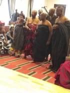 New Kade Chief swears oath of allegiance to Okyenhene