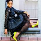 You can never have enough of Pokello's beauty and class