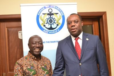 Ghana Maritime Authority supports the study of Mathematics in SHS