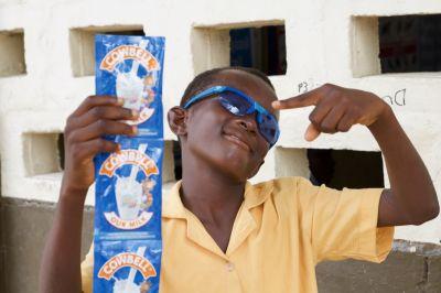 Cowbell marks World Milk Day with nutritional assessment program for school children