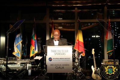 Africa–America Institute honours Akufo-Addo