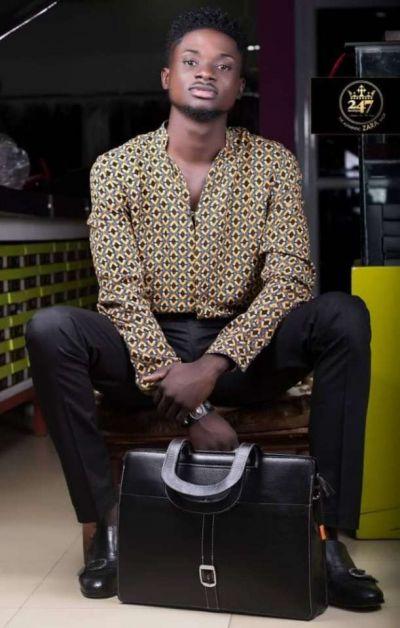 Is Nana Aba Anamoah's baby daddy Kuami Eugene's new stylist?