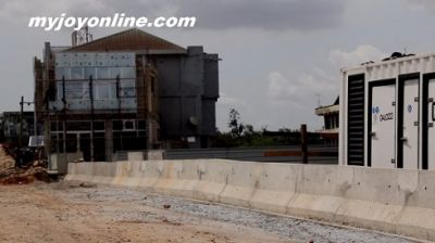 Delay in completion of Kejetia Central Market negatively affecting loan payment