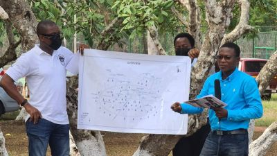 OAA 97 year group embarks on ICT Infrastructure and e-Learning Project on Achimota School campus