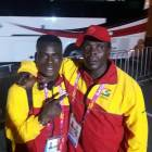 Yaw Addo secures Ghana's first win at Commonwealth Games