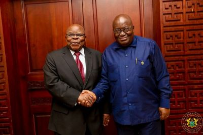 'Continue being the star of Africa' – Former Tanzanian President to Akufo-Addo