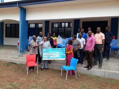 Presec @80: Presby Church donates to Presec Legon