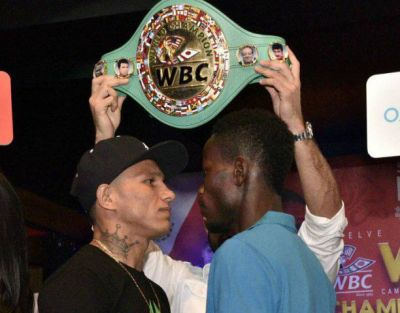 Awuku vows to make amends, as he takes a shot at WBC title