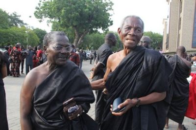 One week memorial for 'the man who could not hurt a fly', Paa Kwesi Amissah-Arthur