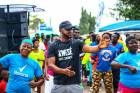 BFC Gym and Walkers Club attract massive health and fitness crowd