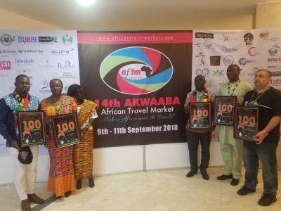 Abeiku Santana's tour company listed among first 100 in Africa