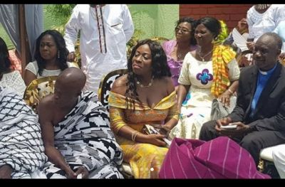 Musician Becca marries Ice Prince's former manager