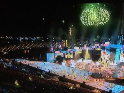 2018 Youth Olympics:  Buenos Aires delivers stunning opening ceremony
