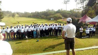4th Gold Fields PGA Golf Championship Tees-off