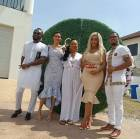 Actor Eddie Nartey marries; see photos from the traditional wedding