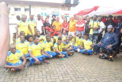 Nigeria beats Ghana to lift 2017 Binatone International Unity Skate Soccer Cup